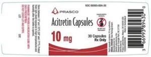 Ацитретин в капсулах