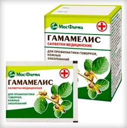 Гамамелис-средство от акне