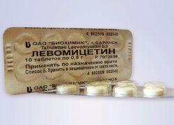 Болтушка от прыщей: рецепт с левомицетином