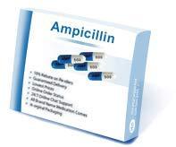 Ампициллин от прыщей: эффект и применение